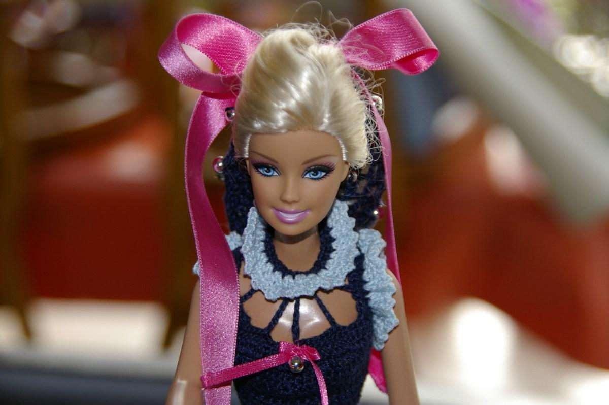 Jolie Princesse Barbie