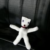 DOUDOU AU TRICOT : bébé ours blanc TUTORIEL GRATUIT - Le blog de crochet et tricot d'art de Suzelle