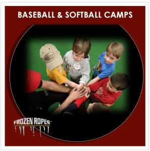 Frozen Ropes Baseball & Softball Camps