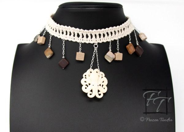 octopuses garden necklace