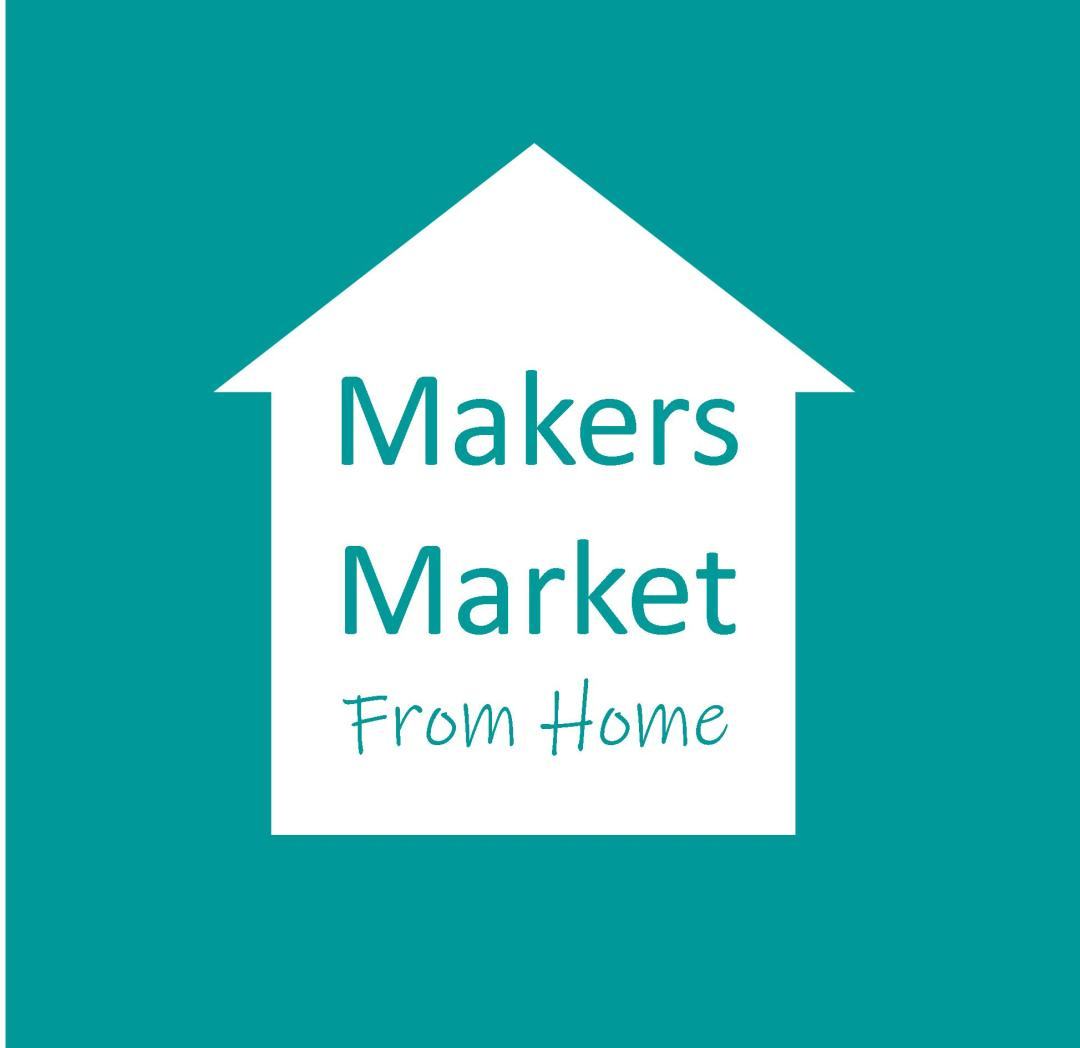 Makers Market From Home virtual craft market