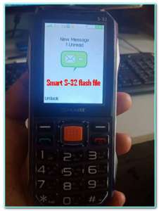 Smart S-32 Flash file