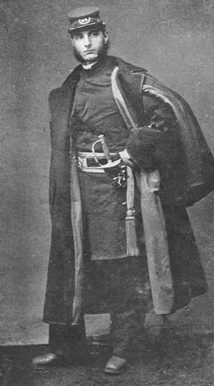 Chaplain George Hughes Hepworth