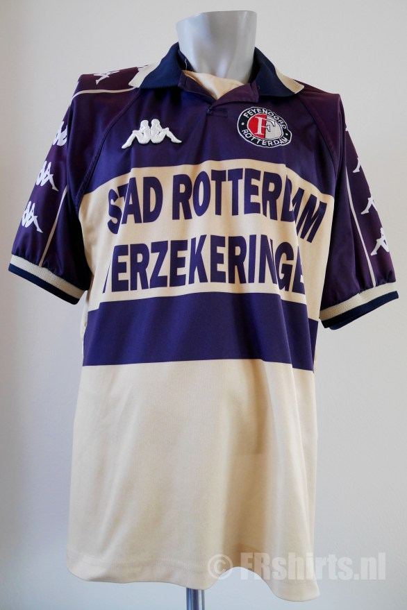2000-2001 Uitshirt