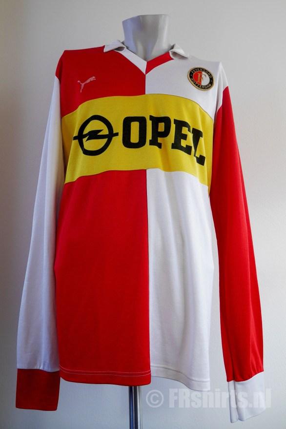 1985-1987 Thuisshirt