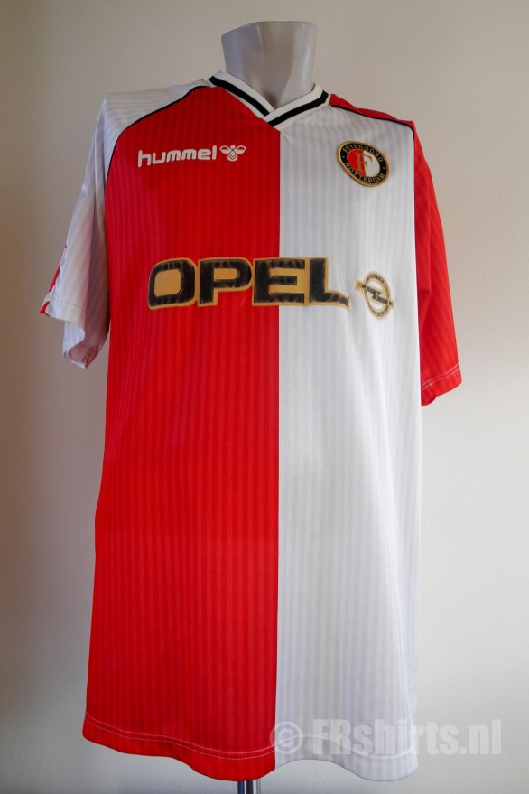 1987-1988 Thuisshirt Groningen