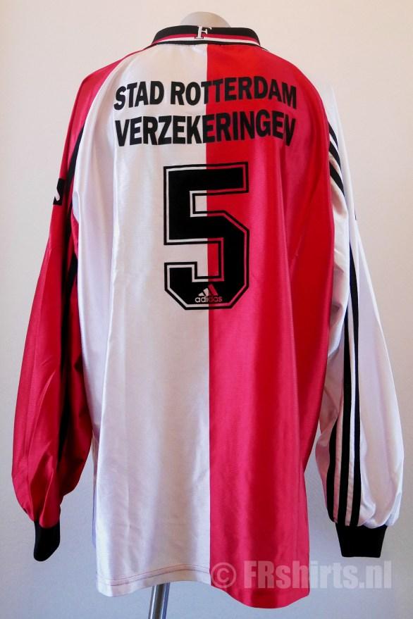 1998-1999 Thuis Achterkant