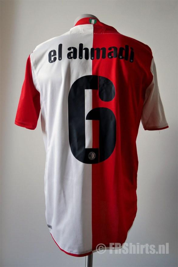 El Ahmadi ASR achterkant