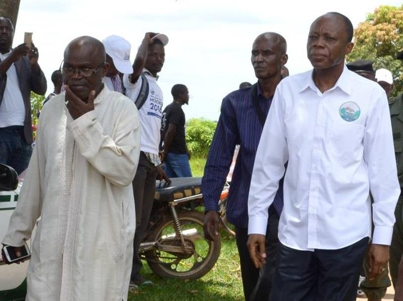 Me Massengo-Tiassé poursuivi pour avoir soutenu le général Jean Marie Michel Mokoko vainqueur des élections présidentielles actuellement en prison (pendant la campagne dans le pool le 7 mars 2016) (Violations des Droits de l'Homme en Afrique et dans le monde)