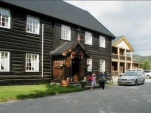 Toftemo Turiststasjon, Dovrefjell, Noorwegen