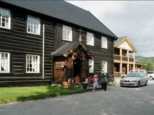 Toftemo Turiststasjon, Dovrefjell, Noorwegen, overnachten als pelgrim