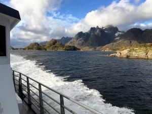 noorderlichtvakantie Lofoten Natuursafari Lofoten, Noorwegen, Fru Amundsen