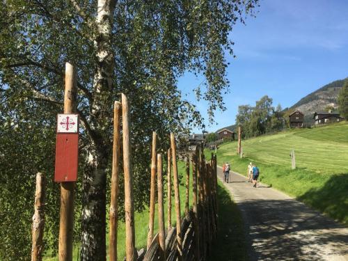De pelgrimroutes in Noorwegen zijn nog onontdekt. Foto: Fru Amundsen ©