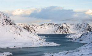 Winters Noord-Noorwegen. Foto: Valeriiaarnaud, Oceanwide-Expeditions ©