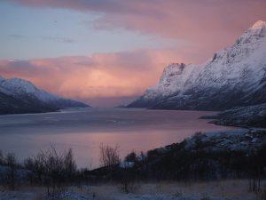 Winterlicht Noord-Noorwegen Foto: Christian Engelke - Oceanwide Expeditions ©