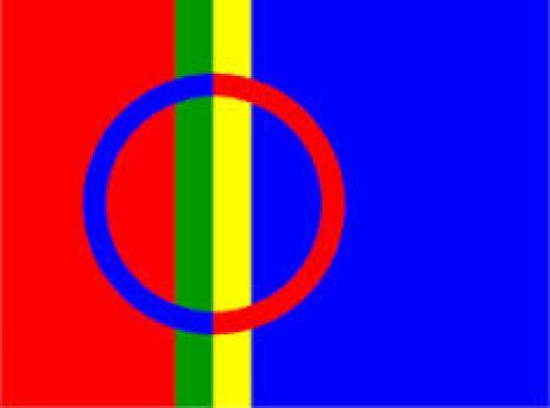 De vlag voor alle Samen