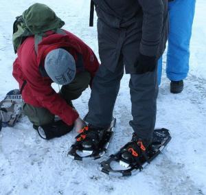sneeuwschoenwandelen Noorwegen