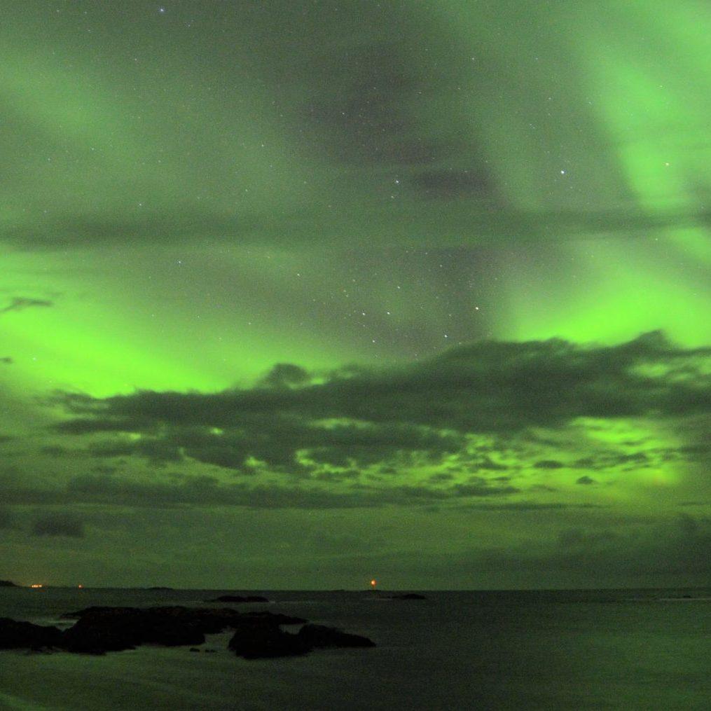 Noorderlicht Vesterålen Nyksund
