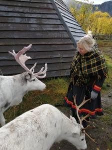 Inga Sami Siida noorderlichtreis Vesterålen