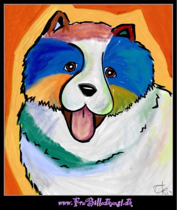 Min hund - Cheng style