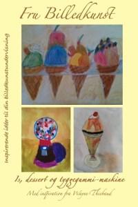 Is dessert og tyggegummimaskine - forside