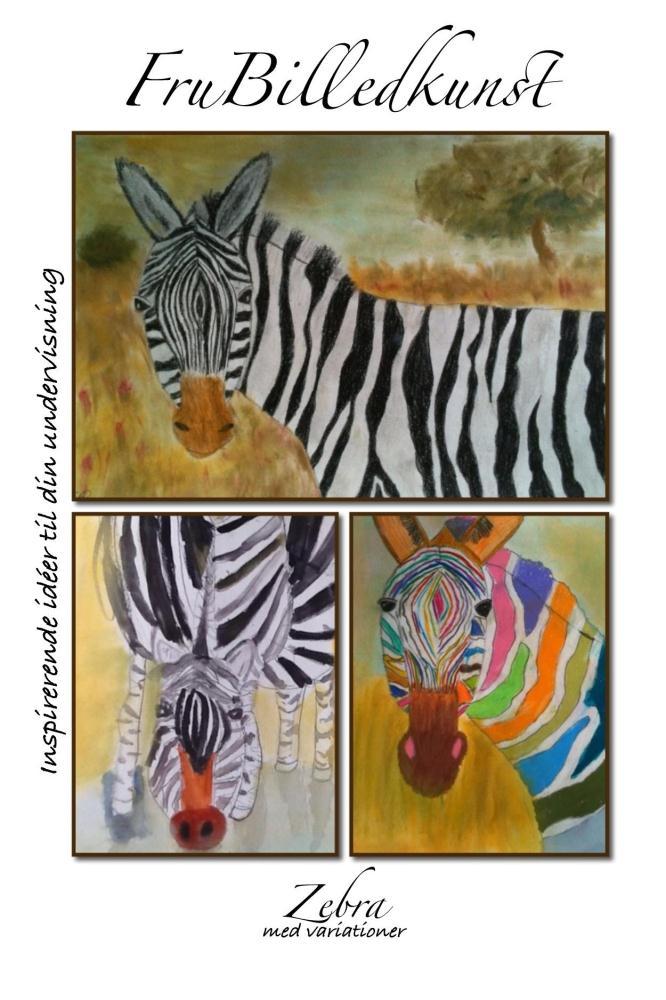 forside - zebra