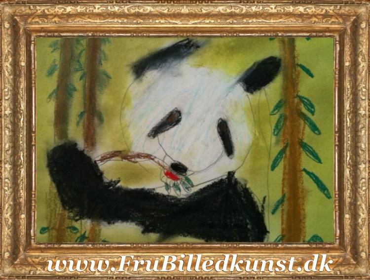 FruBilledkunst - panda - 1kl (4)