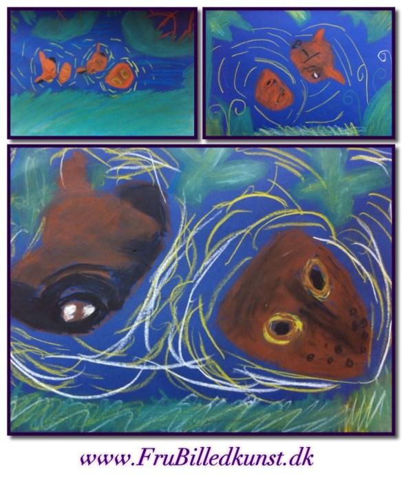 FruBilledkunst Hippo Art 2nd grade (20)