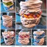 www.FruBilledkunst.dk - coil pots 5th grade