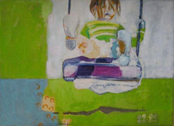 Gynge - Jane Susanne Andersen