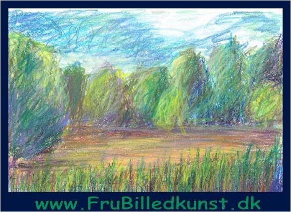 www.FruBilledkunst.dk - landskab