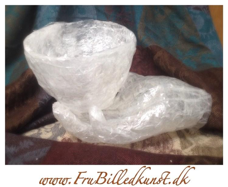 www.FruBilledkunst.dk - tapeskulptur i 4.klasse