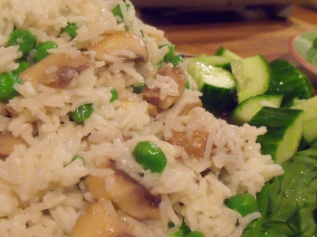 mushroomrice