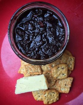 apple chutney with ginger and garlic