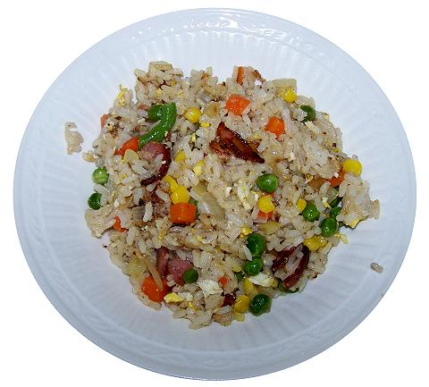 GFCF Fried Rice