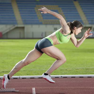 Fit For Free Elite Athletes Know Which Sport Produces The Best Butt In Their Biz Its Sprinting By A Mile A Sprinters Buttocks Sits High