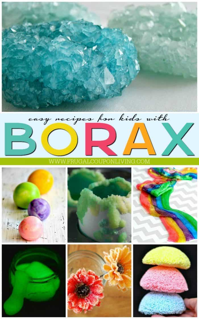 Borax Uses For Kids 15 Easy Borax Recipes