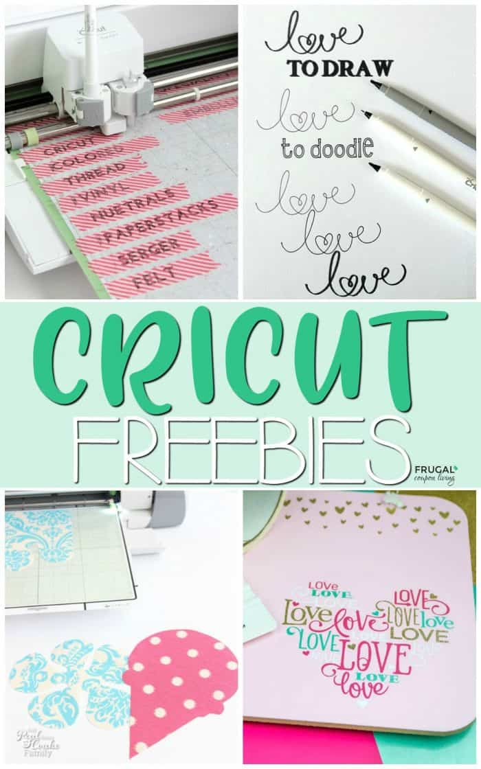 Download Cricut Freebies | Tutorials for Your Cricut Projects