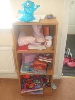 Clutter Cupboard….