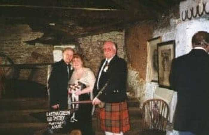 Getting married at Gretna Green