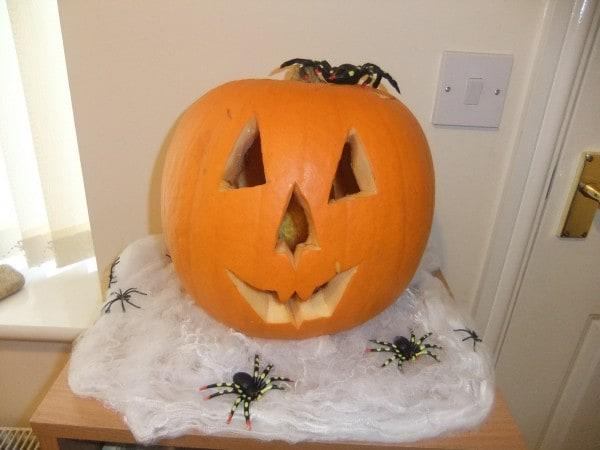 Happy Halloween….