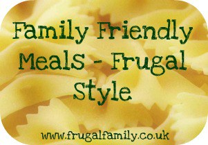 Family Friendly Frugal Meals – Roasted Chicken and Vegetables….