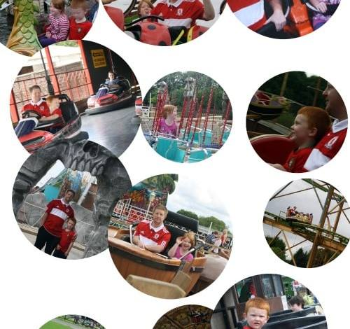 A Day at Lightwater Valley….