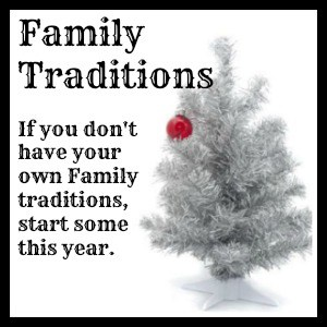 family-traditions