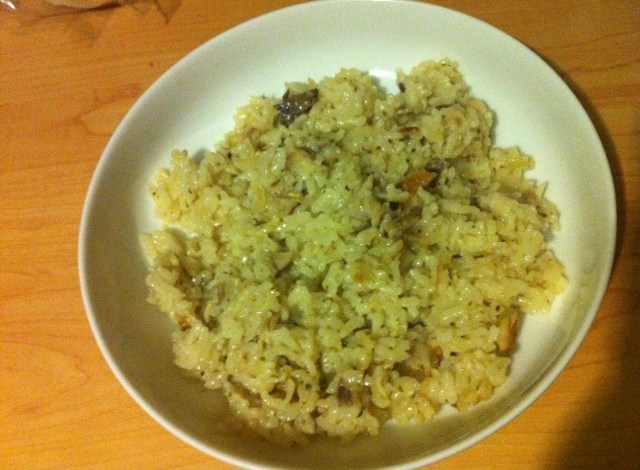 Family Friendly Frugal Meals – Mackerel Risotto….
