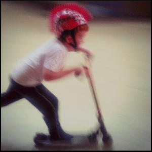 skate park johnny