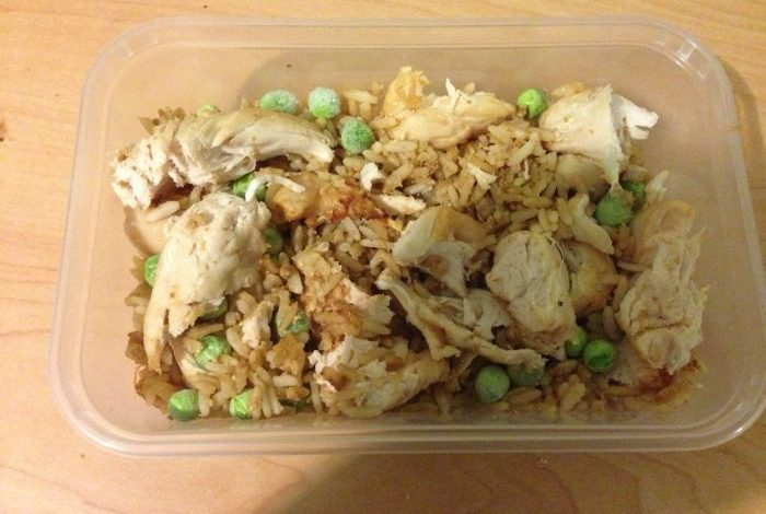 #CookitBlogit – My secret to making egg fried rice….