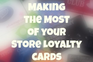 making the most of loyalty cards