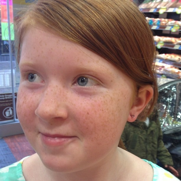 does it hurt when you get your ears pierced