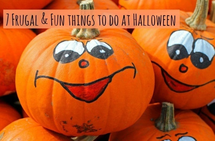 7 Frugal & Fun things to do at Halloween